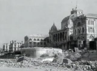 Scheveningen na de Tweede Wereldoorlog