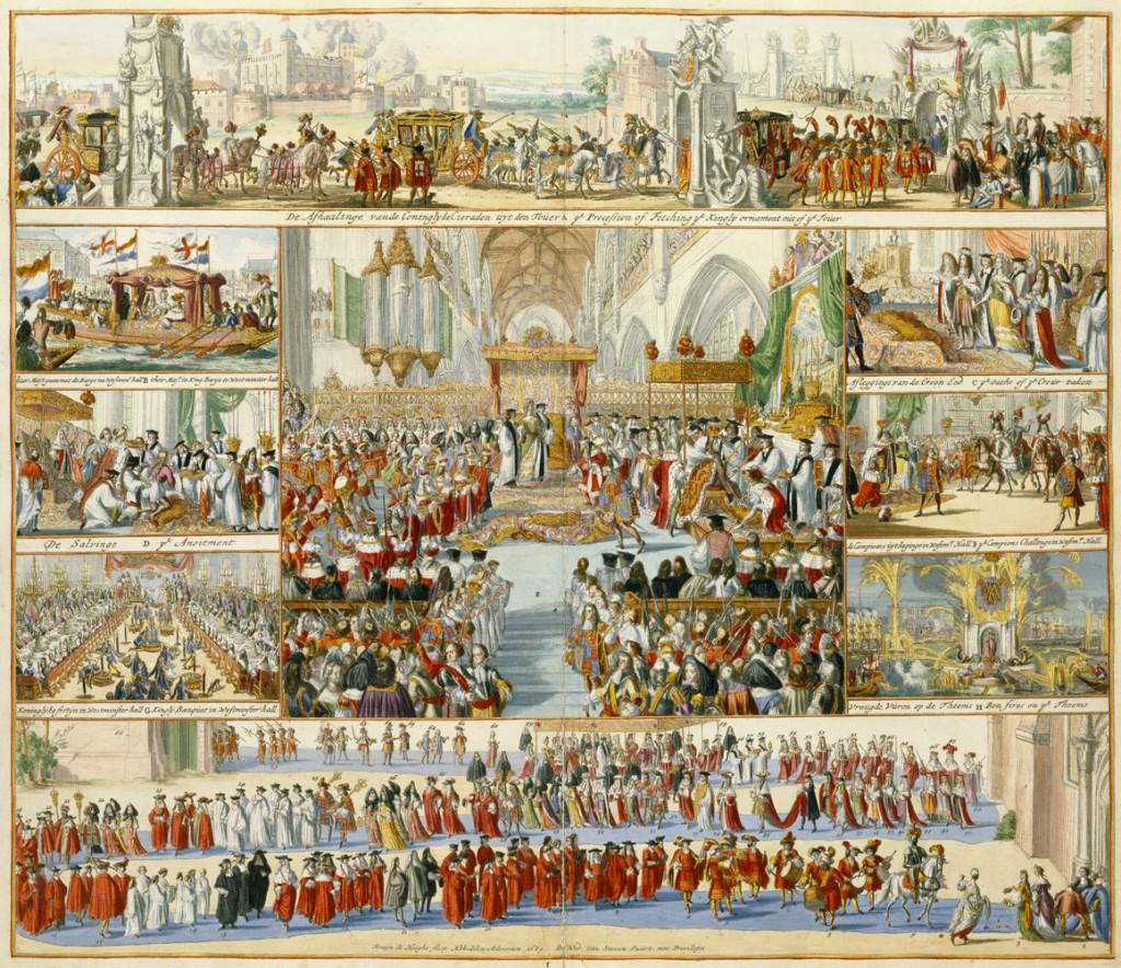 Atlas van Dirk van der Hagen, ingekleurd door Dirk Jansz van Santen