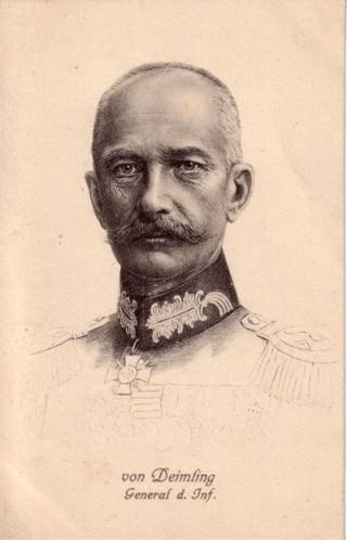 Berthold von Deimling