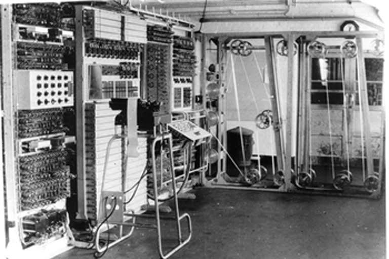 Colossus, 's werelds eerste computer ontworpen om Duitse codes te ontcijferen