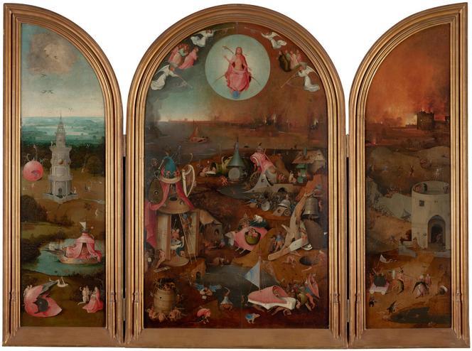Drieluik van het Laatste Oordeel - Jeroen Bosch (Groeningemuseum, Brugge)
