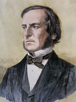 Georgie Boole, rond 1860