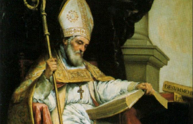 Isidorus van Sevilla