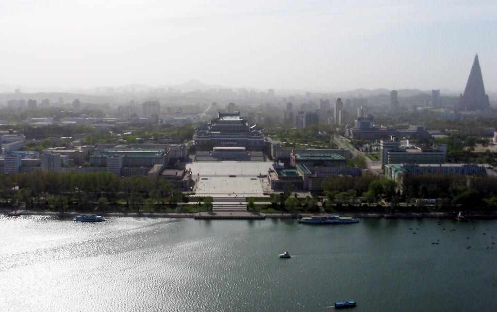 Pyongyang - cc