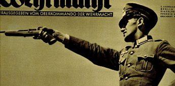 Sexappeal van de Wehrmacht-soldaat