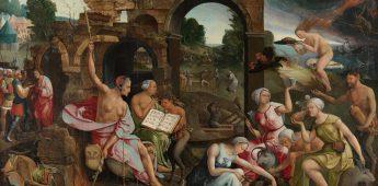 Heksenhype in de Peel bracht 23 vrouwen op brandstapel (1595)