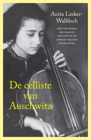 De celliste van Auschwitz, cover