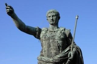Standbeeld van keizer Augustus