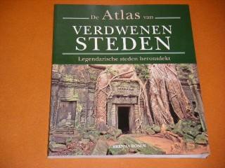 Brenda Rosen Atlas van verdwenen steden (2009)