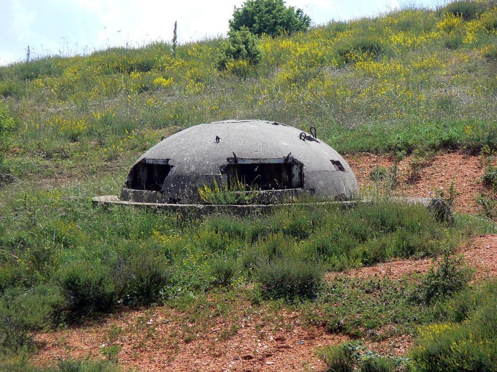 Bunker in Albanië (cc - Fingalo)