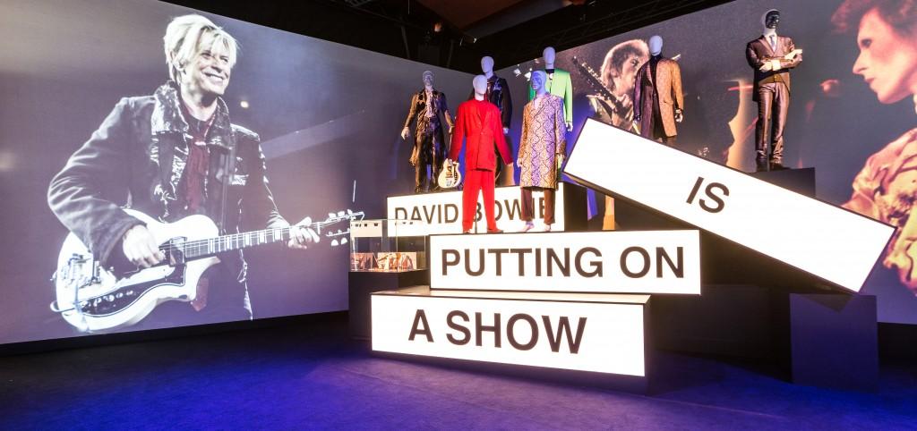 David Bowie is - Groninger Museum (Foto Gerhard Taatgen)