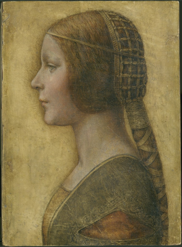 'La Bella Principessa' - Gemaakt door Leonardo da Vinci?