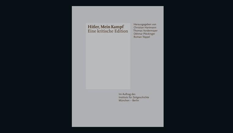 Mein Kampf. Ein kritische Edition