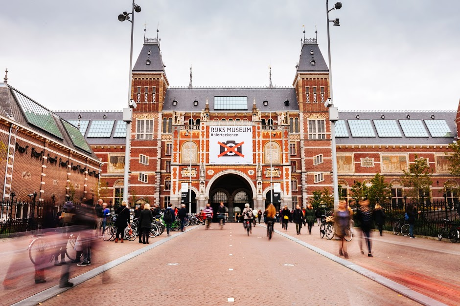 Rijksmuseum in Amsterdam (Rijksmuseum)