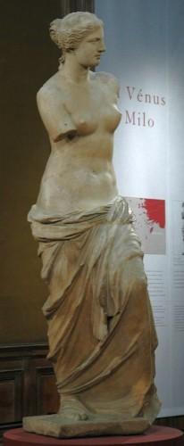 Venus van Milo (Louvre, Parijs)