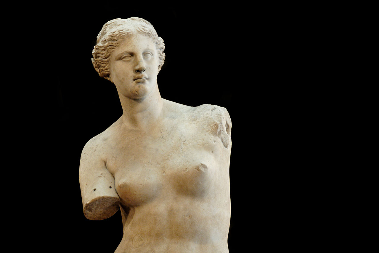 Afbeeldingsresultaat voor Venus van Milo