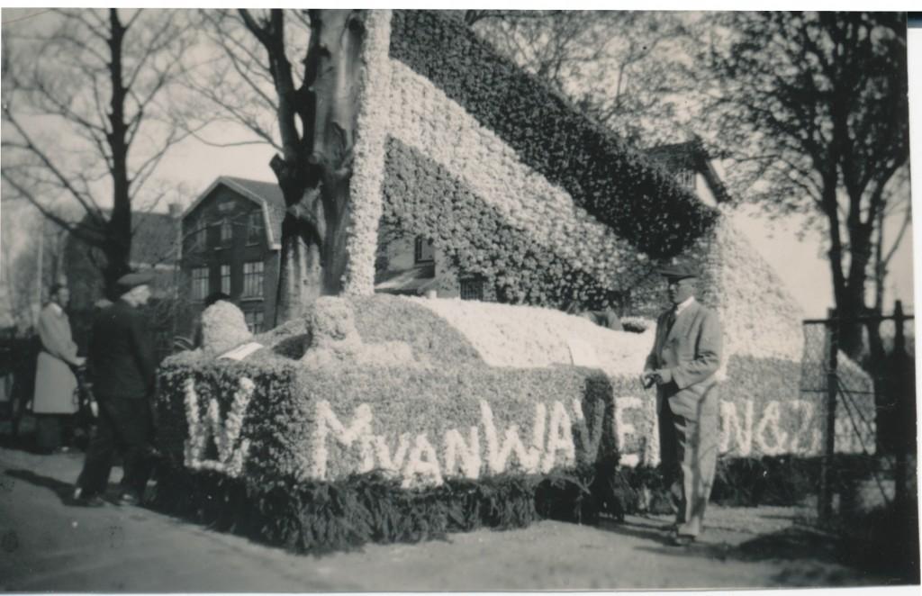Van Waveren familiealbum, 1949