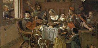 Jan Steen bracht leven in de brouwerij