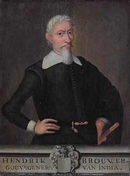 Hendrick Brouwer 1581-1643