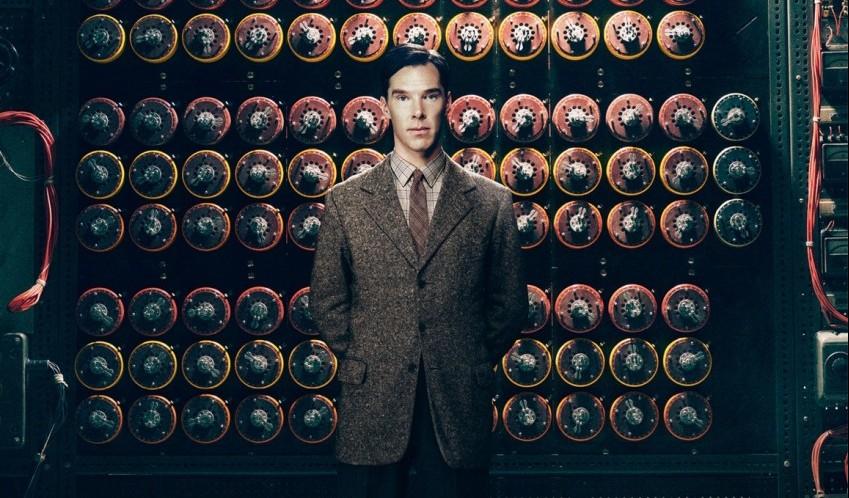'Alan Turing, het Enigma' - Detail van de cover