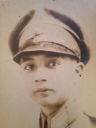 Cadet-vaandrig André Mantiri