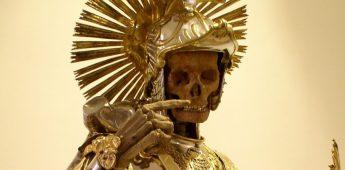 Memento mori: de catacombenheiligen