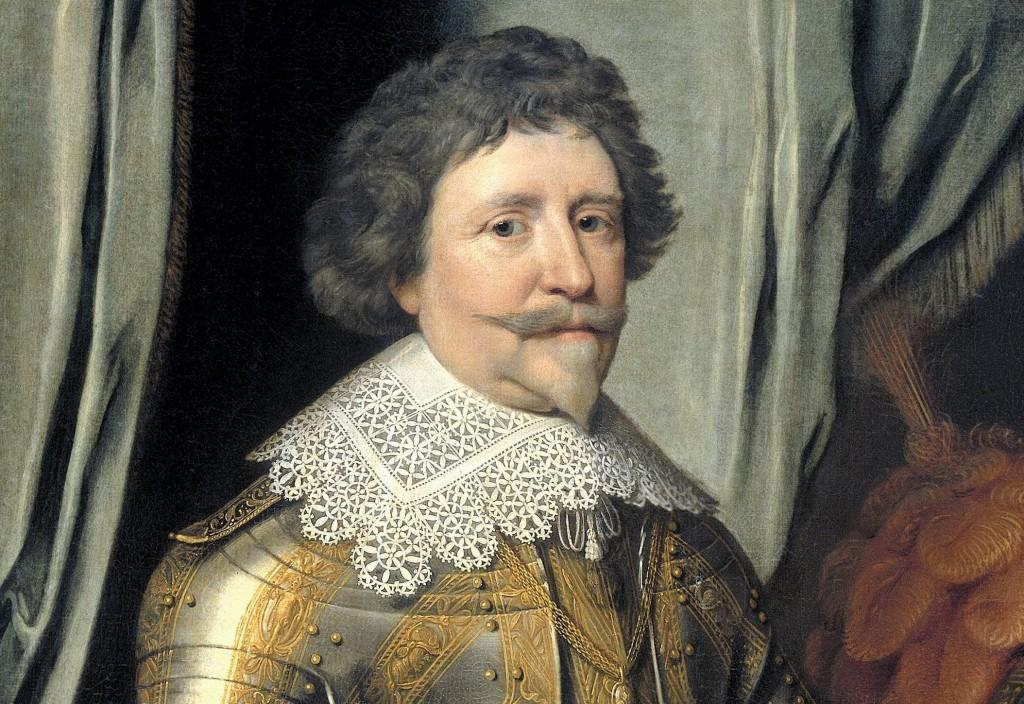 Frederik Hendrik, door Michiel Jansz van Mierevelt