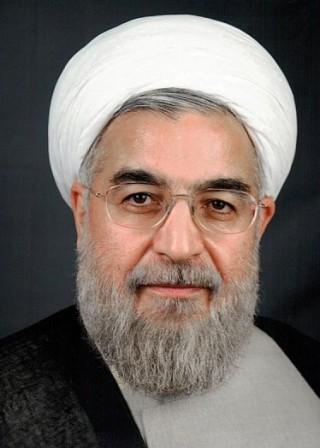 Hassan Rohani in 2013 - cc
