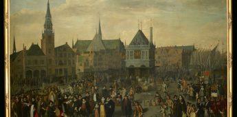 Koppertjesmaandag, de laatste rondgang van leprapatiënten in Amsterdam