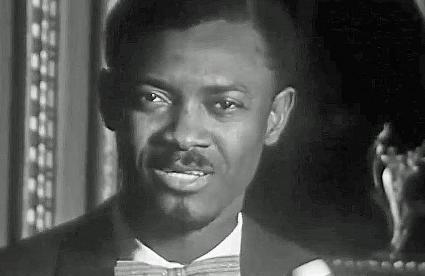 Premier Patrice Lumumba van Belgisch Congo