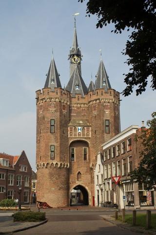Sassenpooort in Zwolle - cc
