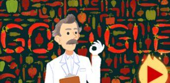Wilbur Scoville – Uitvinder schaal van Scoville