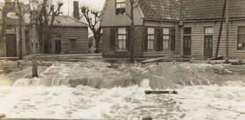 Stormvloed 1916 fataal voor Zuiderzeecultuur