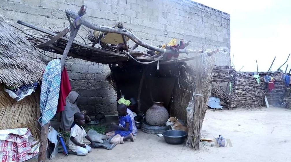 Nigeriaanse vluchtelingen, augustus 2016