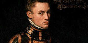 Willem van Oranje was militair wel degelijk zeer ervaren