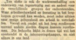 Uit: Leeuwarder Courant, 8 januari 1915