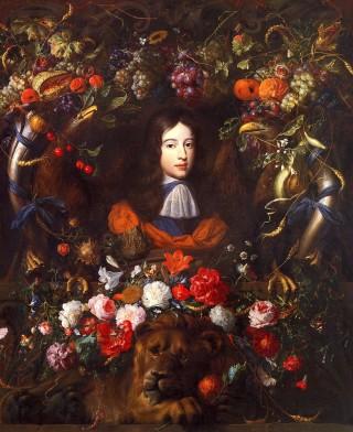 willem III van oranje als kind