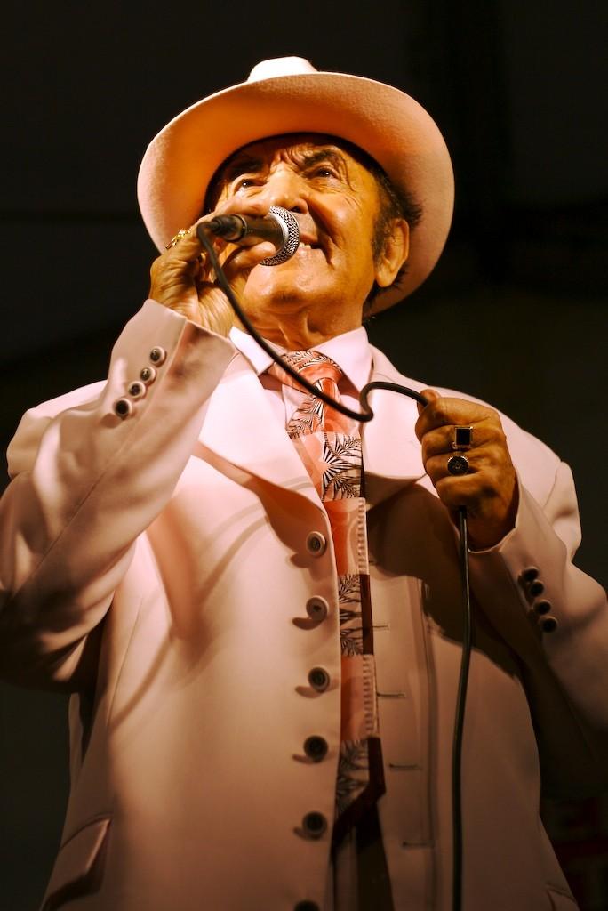 Eddy Wally in 2008 (cc - Bert Heymans)