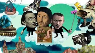 Jeroen Bosch in één minuut - historische animatie