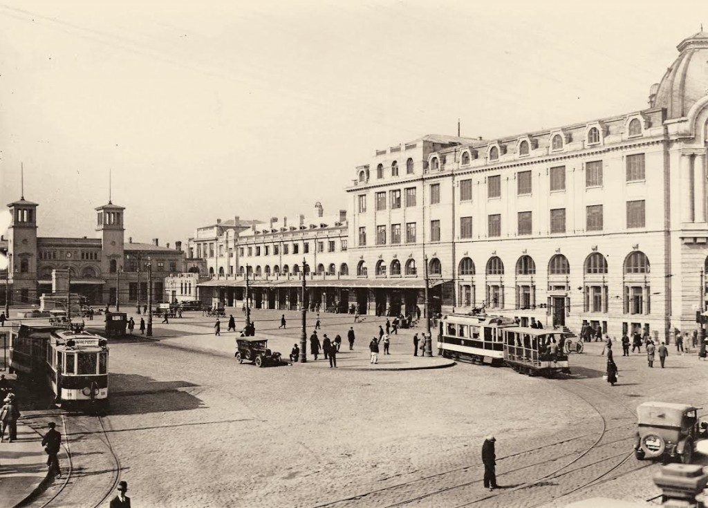 Uitbreiding Noordstation, ca. 1925