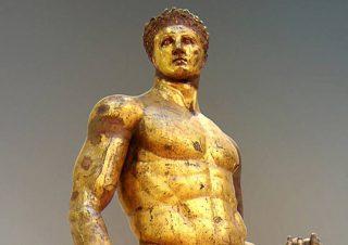 De held Herakles (Hercules) - CC BY-SA 3.0 / Tetraktys / wiki