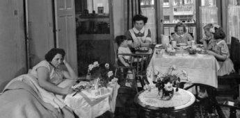 Hoe de gezinszorg steeds meer verdween
