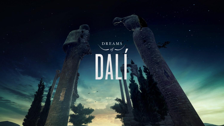 Reis door een schilderij van Salvador Dalí (360º Video)