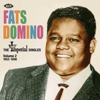 Plaatomslag van Fats Domino, The Imperial Singles 1953-1956.