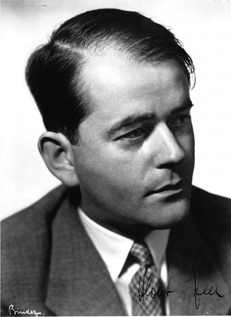 Albert Speer in 1933