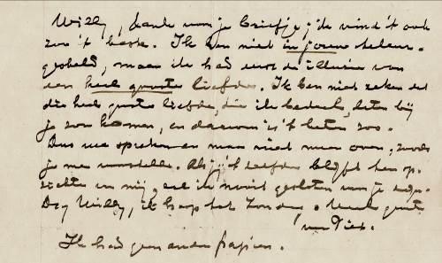 Een van de brieven (RKD)