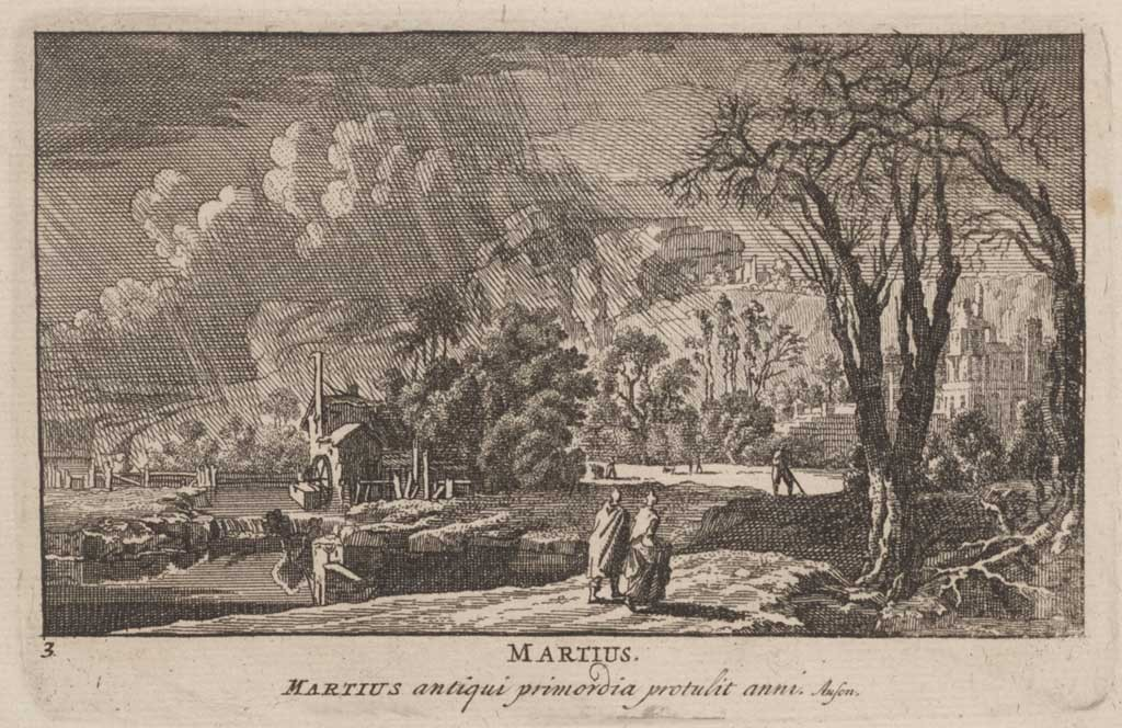 Martius, Pieter Schenk, Amsterdam Museum