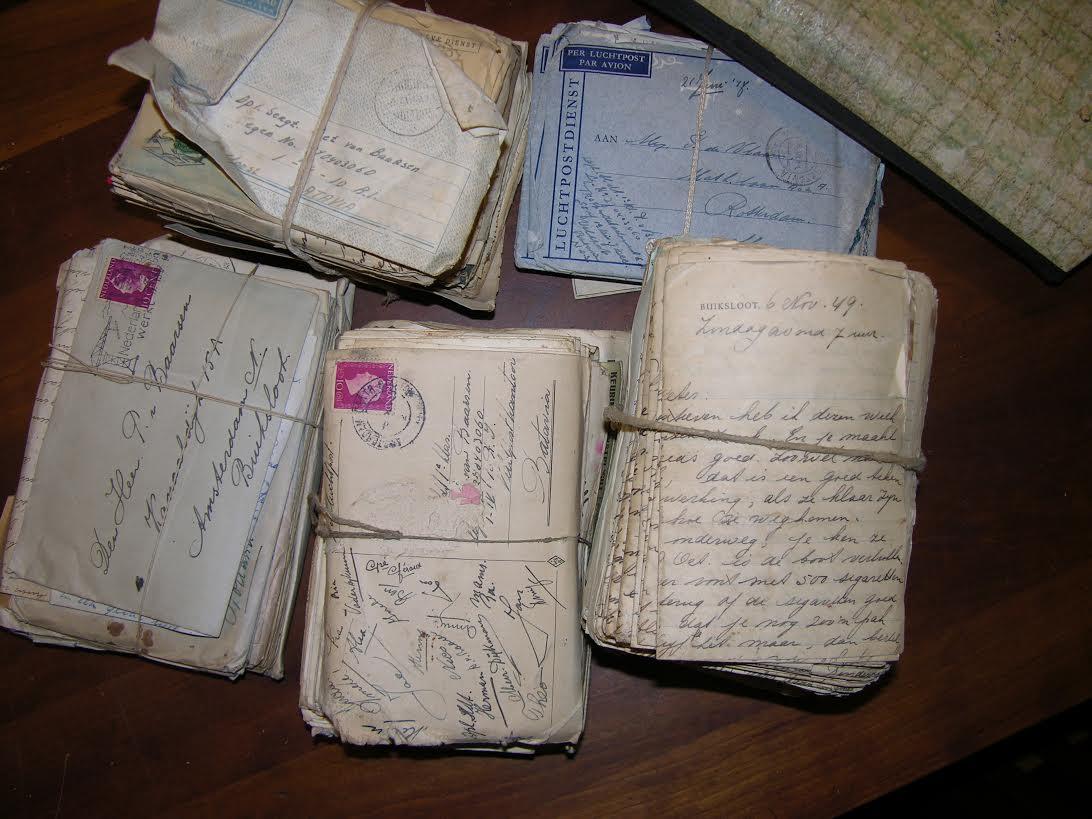 Soldatenbrieven uit de koloniale oorlog (1946-1950)