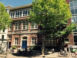 Nationaal Holocaust Museum (voormalige Hervormde Kweekschool), Plantage Middenlaan 27, Amsterdam