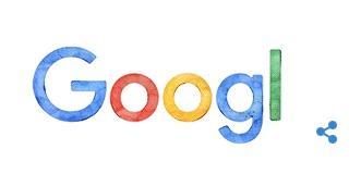 Google Doodle ter ere van Georges Perec